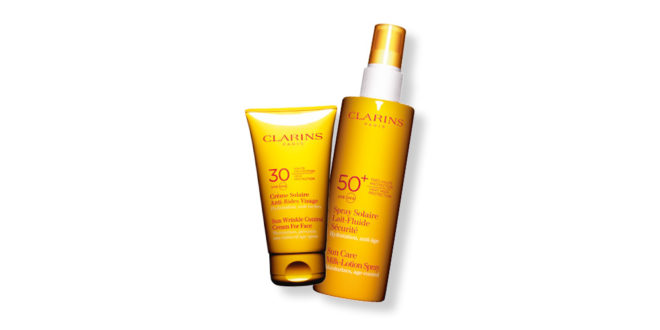 CLARINS SOLAIRE