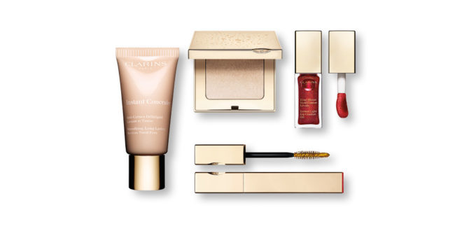 Clarins Shimmer and Shine