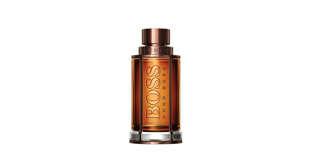 hugo boss the scent private accord parf merien mit pers nlichkeit. Black Bedroom Furniture Sets. Home Design Ideas