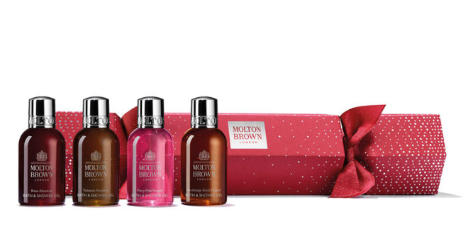 Molton Brown Weihnachtsset The Icons Treats Cracker