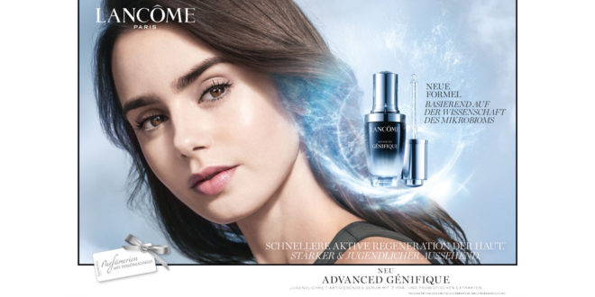 Lancome Promotionstage 2. bis 14.9.2019